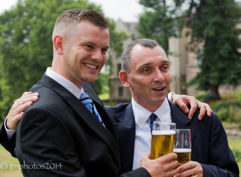 Breadsall Priory Wedding-36