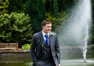 Breadsall Priory Wedding-45