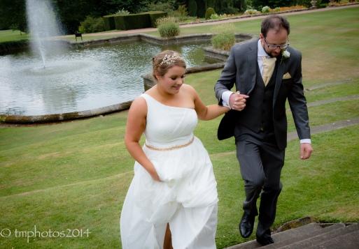 Breadsall Priory Wedding-59