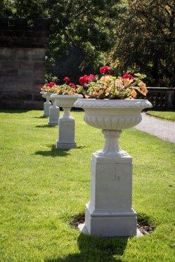 Ilam Hall gardens