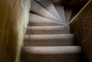 Steps to nowhere